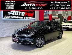 Красноярск Toyota Auris 2016