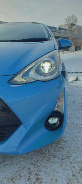 Иркутск Toyota Aqua 2015