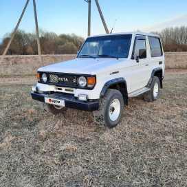 Иваново Land Cruiser 1989