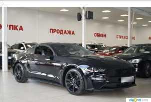 Липецк Ford Mustang 2018