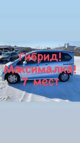 Улан-Удэ Honda Freed 2012