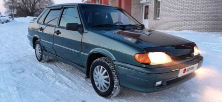 Омск 2115 Самара 2007