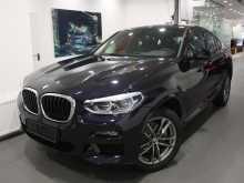 Москва BMW X4 2021