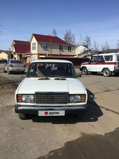 Северобайкальск 2107 1990