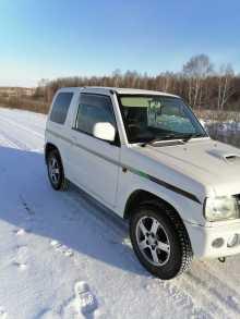 Новосибирск Pajero Mini 2006