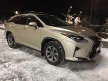 Севастополь RX350L 2018