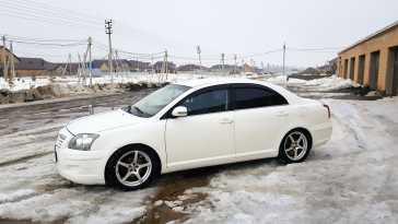 Оренбург Avensis 2006