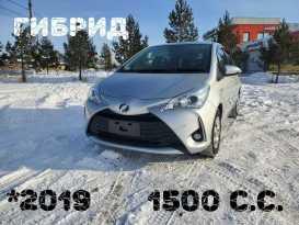 Иркутск Toyota Vitz 2019
