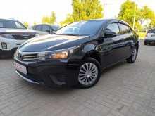 Ярославль Corolla 2014