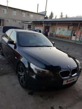 Баксан BMW 5-Series 2004
