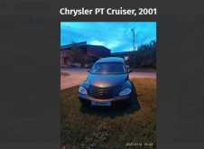 Ставрополь PT Cruiser 2001
