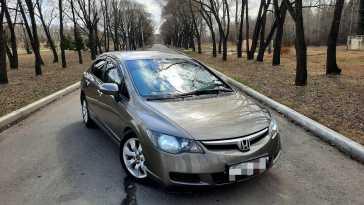 Омск Civic 2007