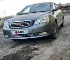 Татарск Emgrand EC7 2013