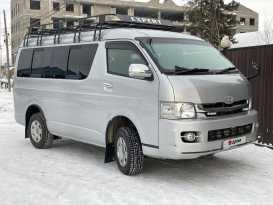Якутск Toyota Hiace 2010