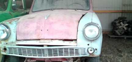 Грозный Москвич 402 1957