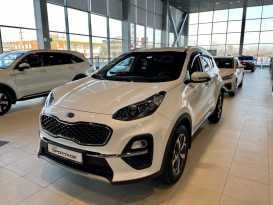Иркутск Kia Sportage 2020