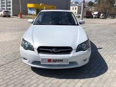 Новосибирск Subaru Legacy 2004