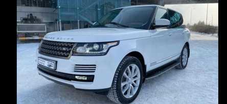 Казань Range Rover 2016