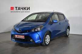 Иркутск Toyota Vitz 2016