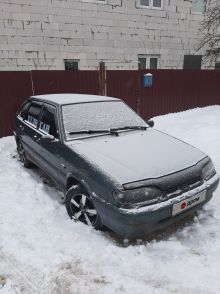 Подольск 2114 Самара 2008