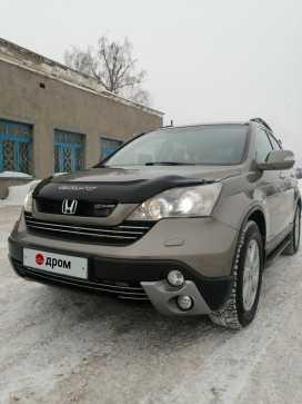 Тальменка CR-V 2008