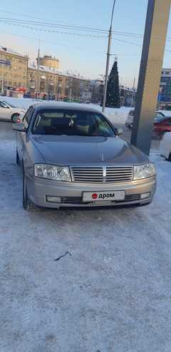 Новосибирск Nissan Cedric 2004