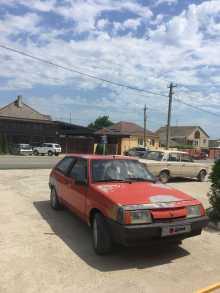 Крымск 2108 1988