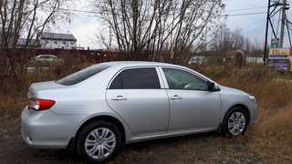 Нижневартовск Corolla 2011