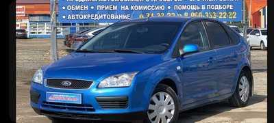 Саранск Focus 2007