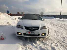 Новосибирск TSX 2004
