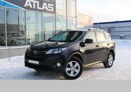 Ульяновск Toyota RAV4 2014