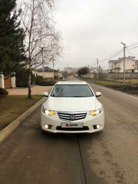 Краснодар Accord 2011