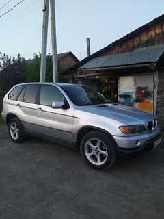 Горно-Алтайск X5 2001