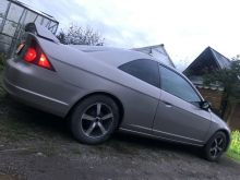 Берёзовский Civic 2002