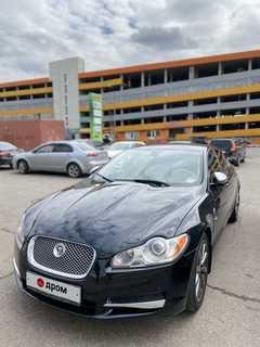 Москва Jaguar XF 2010