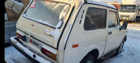 Набережные Челны 4x4 2121 Нива 1990