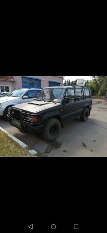 Омск Trooper 1991