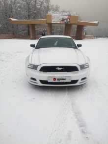 Новосибирск Mustang 2013