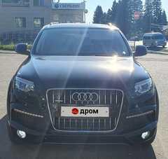 Горно-Алтайск Audi Q7 2014