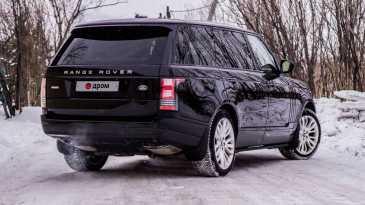 Нефтеюганск Range Rover 2014