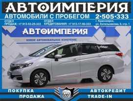 Красноярск Shuttle 2016