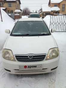 Казань Corolla 2002