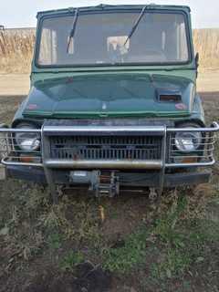 Новонукутский ЛуАЗ-969 1986