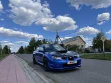 Оренбург Impreza WRX STI