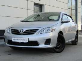 Новокузнецк Corolla 2011