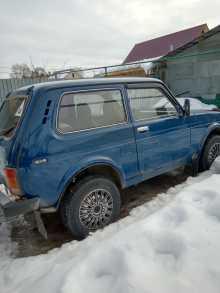 Иваново 4x4 2121 Нива 2000