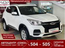 Барнаул Chery Tiggo 4 2021