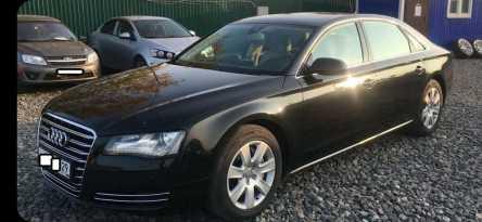 Котлас Audi A8 2013