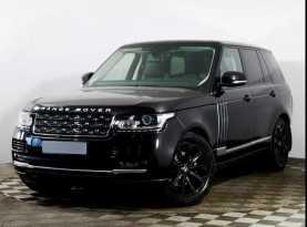 Воронеж Range Rover 2017