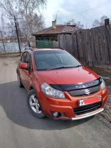 Иркутск SX4 2006